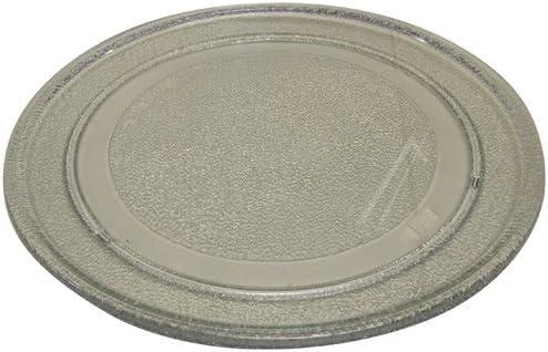 Piatto in vetro forno micronde LG e De longhi 24,5 cm