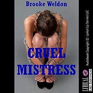 Cruel Mistress Audiobook
