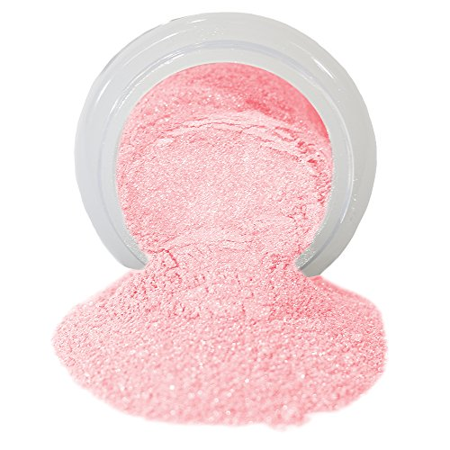 (ColorPops by First Impressions Molds Pearl Pink 15 Edible Powder Food Color For Cake Decorating, Baking, and Gumpaste Flowers 10 gr/vol single jar)