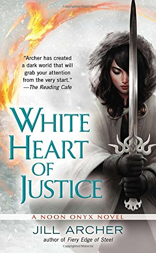 book cover of White Heart of Justice
