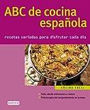 ABC de la Cocina Espanola, Everest, 8424117328