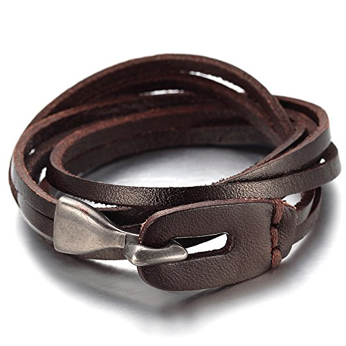 Kstyle Jewelry Genuine Leather Bracelet