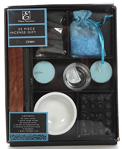 Hosley Aromatherapy Incense fragranced essential product image