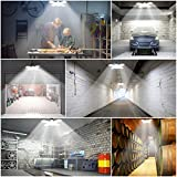 LED Garage Ceiling Lights Deformable