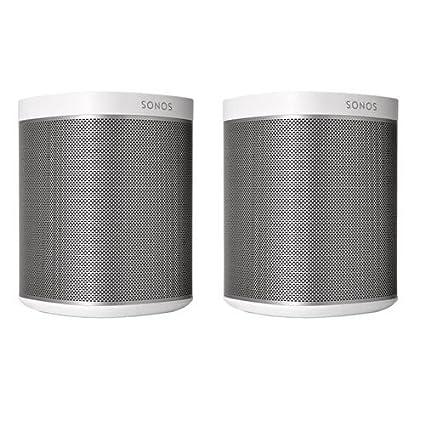 Flot SONOS Play:1 2 Room Starter Set - White: Amazon.ca: Electronics ZT-16