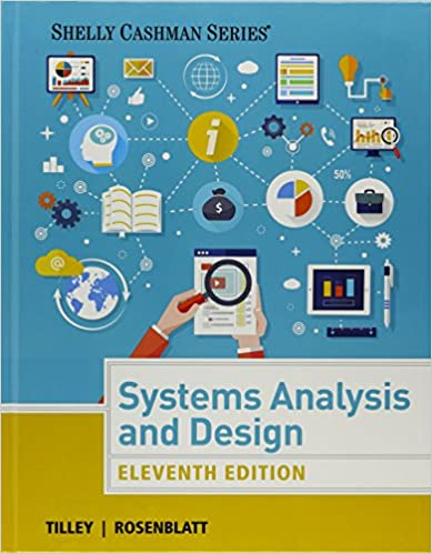 Systems Analysis and Design with CourseMate 1 term 6 months Printed Access Card Shelly Cashman Series