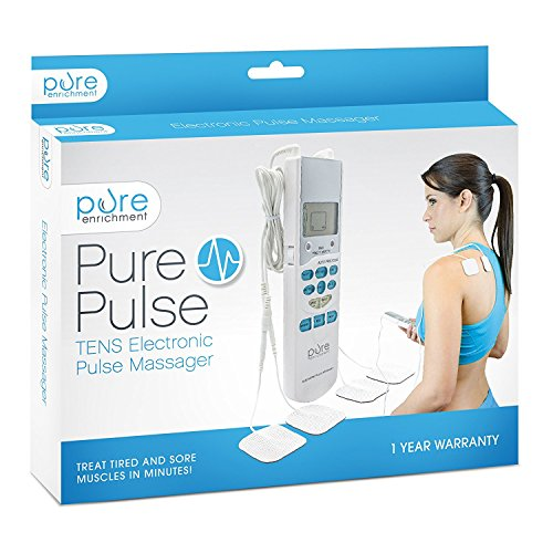 PurePulse Electronic Pulse Massager Stimulator product image