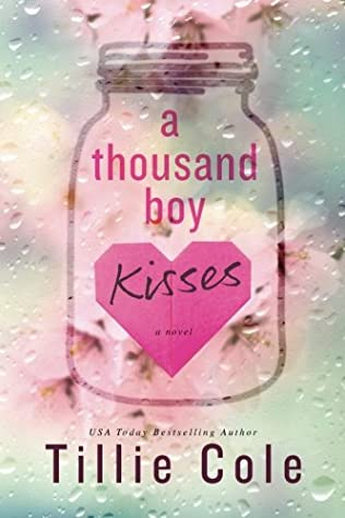 book cover of A Thousand Boy Kisses
