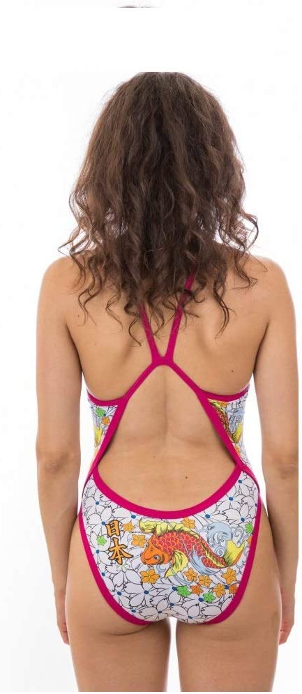Sra TURBO Japan Vibes Swimsuit Nat Revolution