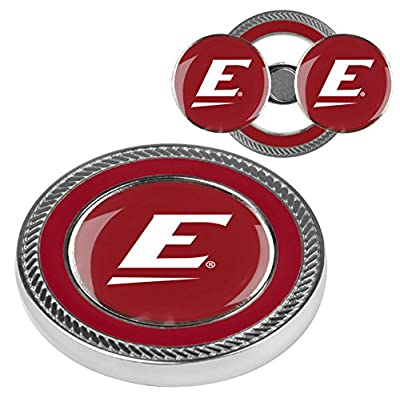 Eastern Kentucky Colonels Golf Challenge Coin / 2 Ball Markers - Licensed NCAA Golf Gift