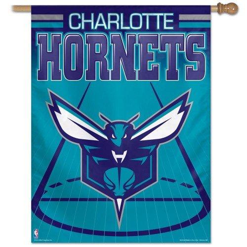 NBA Vertical New Orleans Hornets Flag / Banner