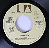 Electric Light Orchestra 45 RPM Daybraker / Showdown