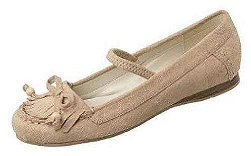 haupteingang Mokassin - Mocasines niña: Amazon.es: Zapatos y complementos