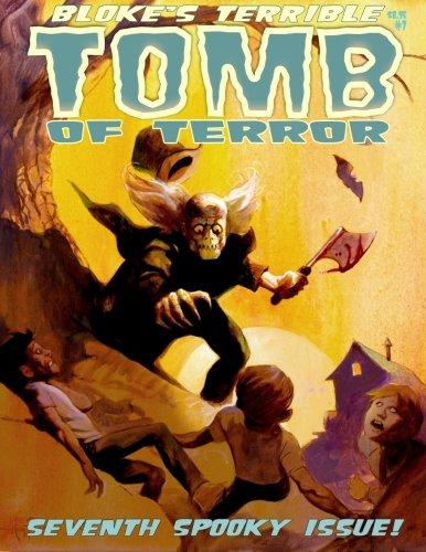Bloke's Terrible Tomb Of Terror #7 ebook