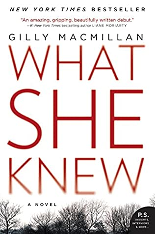 book cover of What She Knew