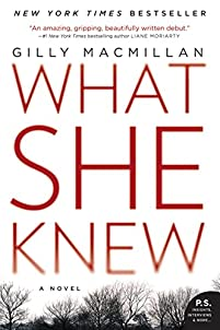 What She Knew by Gilly Macmillan ebook deal