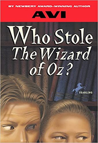 Who Stole The Wizard Of Oz Avi 9780394849928
