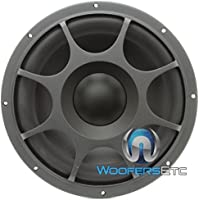 Elate Woofer 10 - Morel 10 Single 4-Ohm Elate SW Series Subwoofer