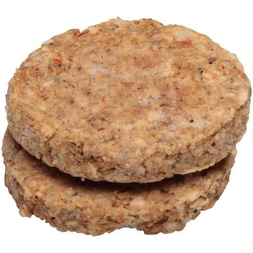 Jimmy Dean Wide Thick Stuffed and Sliced Sausage Patties, 1.5 Ounce -- 106 per case. by Sara Lee