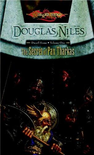 Secret of Pax Tharkas: Dwarf Home, Book ()