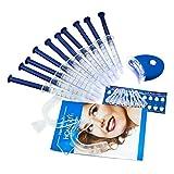 Los dientes dentales blanqueador Set - Azul (2 x CR2025)