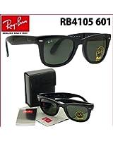 【レイバン国内正規品販売認定店】RB4105 601 50 Ray-Ban (RayBan) レイバン サングラス ウェイファーラー WAYFARER