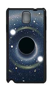 Samsung Note 3 Case Black Hole PC Custom Samsung Note 3 Case Cover Black
