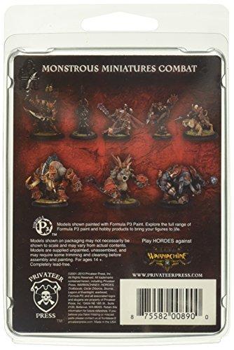Privateer Press - Hordes - Skorne: Tyrant Vorkesh Cataphract Model Kit 4