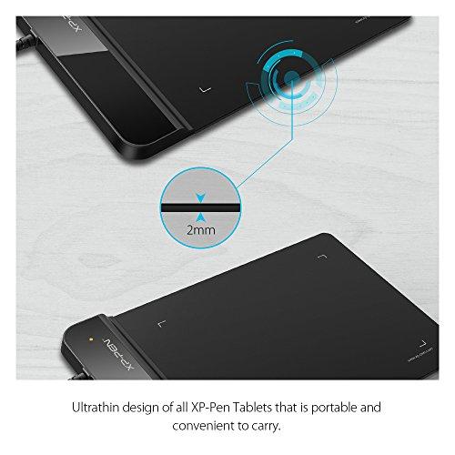XP-Pen G430 OSU Tablet Ultrathin Graphic Tablet 4 x 3 inch Digital