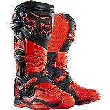 Fox Racing Comp 8 Men's MX/Off-Road/Dirt Motorcycle Boots - Orange / Size 12