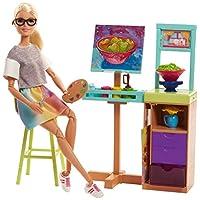 Deals on Barbie Art Studio Playset