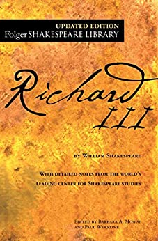 Richard III (Folger Shakespeare Library) by [Shakespeare, William]