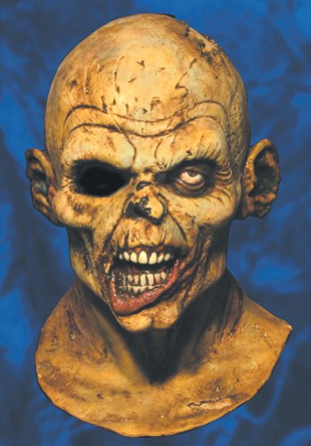 [Gates of Hell Zombie Halloween Mask] (Demonic Masks)