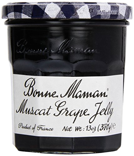 Bonne Maman Jelly, Grape, 13-Ounce