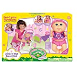 Cabbage Patch Kids Drink N' Wet Travel Set Review and Comparison