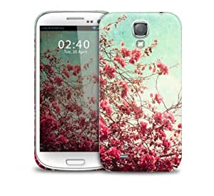 old floral Samsung Galaxy S4 GS4 protective phone case