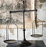 Decorative Antique Iron Balance Scale Replica