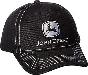 John Deere Mens Diamond Poly Mesh Embroidered Logo: Amazon.es ...