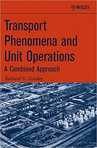 A Combined Approach Transport Phenomena and Unit Operations