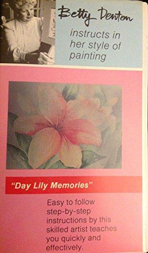 Betty Denton: Day Lily - Malls Denton