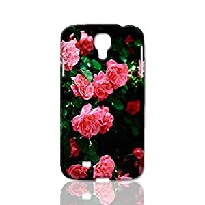 Beautiful Rose 3D Rough Case Skin, fashion design image custom, durable hard 3D case cover, Case New Design for Samsung Galaxy S4 I9500 , By Codystore