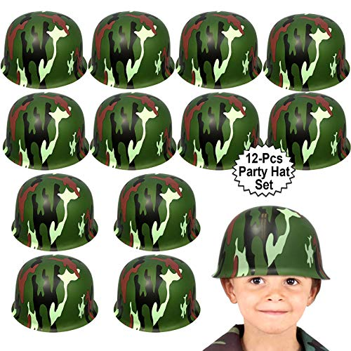 Expert choice for army hats for kids party