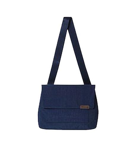 935e3e6951 Amazon.com  Tom Clovers Girls Womens Waterproof Nylon Crossbody Bag  Shoulder Bag Message Bag School Bag Satchel Sling Bag Handbag  Clothing