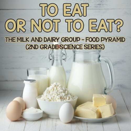 To Eat Or Not To Eat? The Milk And Dairy Group - Food Pyramid