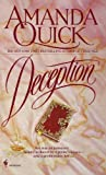 Front cover for the book Deception by Amanda Quick