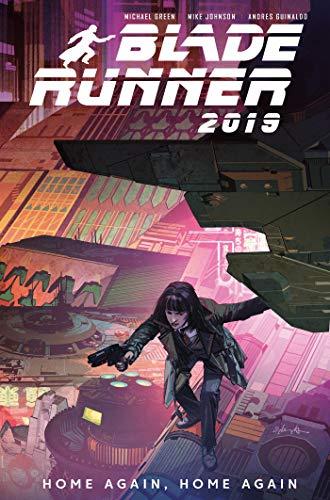 Book Cover: Blade Runner 2019: Vol. 3: Home Again, Home Again