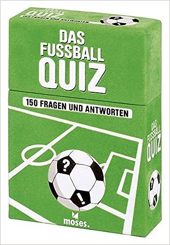 Das Fussball Quiz 150 Fragen Und Antworten Amazon De Timon
