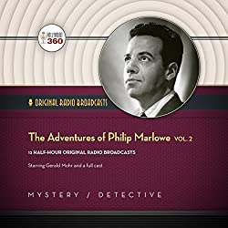 The Adventures of Philip Marlowe, Vol. 2