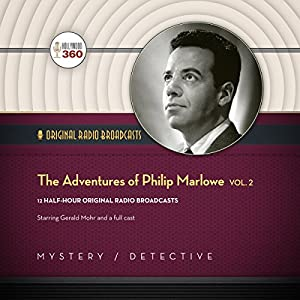 The Adventures of Philip Marlowe, Vol. 2 Radio/TV Program