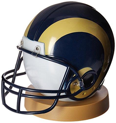 NFL Los Angeles Rams 3D Helmet Lamp (Helmet Lamp Rams)